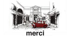 Paris | Merci Merci boutique