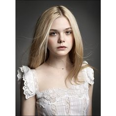 (1390) The Look: Elle Fanning | Characters | Pinterest | Elle Fanning ❤ liked on Polyvore featuring elle fanning