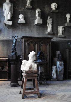 Atelier Antoine Bourdelle