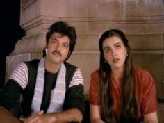 Yaar Bina Chain Kahan Re - Saaheb - Anil Kapoor & Amrita Singh