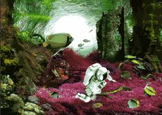 Beautiful Traps, Alchemy, Poster Prints, Ocean, Metal, Water, Artist, Astronaut, Illustrations