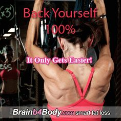 402: It Only Gets Easier. http://www.brainb4body.com/402-it-only-gets-easier/ #backyourself