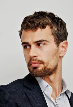 Theo James is an angel from heaven <3