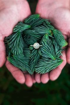 Our engagement rings are as pure your love. Each ring is handcrafted from recycled precious metals and set with beyond conflict free diamonds and ethical gemstones. [Promotional Pin]