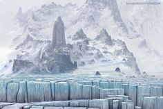 Ice Quest by jjpeabody.deviantart.com on @deviantART