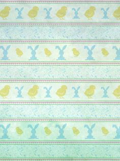 2133 Printed Easter Green Backdrop