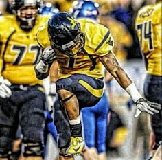 Tavon Austin!  My favorite MOUNTAINEER! :)