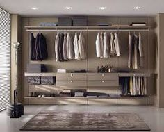 Dressing Wardrobe Room, Wardrobe Design Bedroom, Walk In Wardrobe, Closet Bedroom, Walk In Closet, Almirah Designs, Clothing Store Interior, Dressing Room Design, Dream Closets