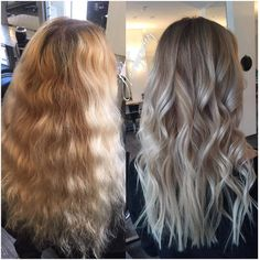 before and after #balayage #colormelt #btcpics #btconeshot_transformation16 #btconeshot_color16 #behindthechair #btconeshot_balayage16 #btconeshot_haircolor16 #wella #wellahair #wellalife #wellalove #guytang #blonde #beachhair #btcpics #summerhair #balaayehaor #balayageombre #blondebalayage #olaplex #tag #instahair #beforeandafter #tagsforlikes #hairofinstagram #hairoftheday @behindthechair_com Wella Education @wellahair @wellapro_anz @guy_tang Hair Magazine.dk Olaplex @olaplexdk