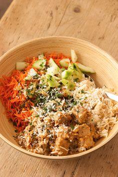 » Tempeh sauce Satay | Clea cuisine
