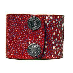 Stingray cuff. Rock n roll chic.  http://fab.com/sale/3861/product/7669/
