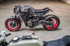 Czy Yamaha XSR700 może być jeszcze lepsza?