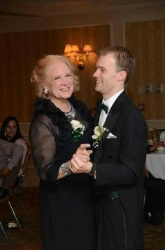 Once-in-a-lifetime moment: Mother of the groom on the dance floor at his wedding for their mother/son dance Mother Son Dance, Mothers, Sons, Groom, In This Moment, Wedding, Beautiful, Valentines Day Weddings, Grooms
