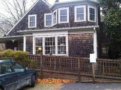 Edward Gorey House - Exterior of Home