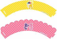 kit festa ursinhos carinhosos para meninas grátis