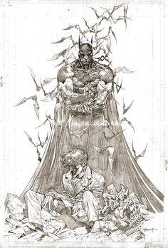 Batman vs Joker, in Yudhi Arief's Yudhi's Original Art Collections Comic Art Gallery Room Comic Book Artists, Comic Artist, Comic Books Art, Joker Comic, Batman Tattoo, Batman Artwork, Batman Wallpaper, Batgirl, Batman Kunst