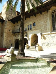 Palacio Real de la Almudaina, Palma de Mallorca, España