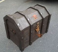 DIY - Pirate Chest Cooler