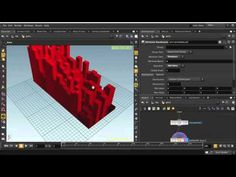 Polyextrude and Attributes - Houdini 15 - YouTube