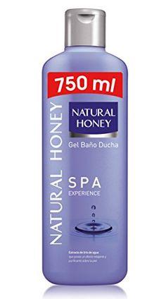 Natural Honey - Gel Baño Ducha Spa Experience 750 ml c42594532766