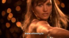 Shimmy --- belly dance instructional system  26 complete workouts for inspiration, wellness and sesuality.  www.shimmy.tv