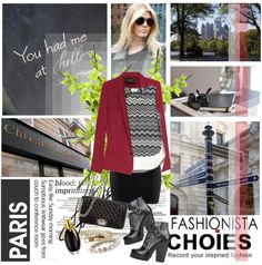 """""""CHOIES.COM. № 10 - Top set for Dec 6th, 2012"""" by majksister ❤ liked on Polyvore"""