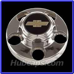 Chevrolet Silverado Hub Caps, Center Caps & Wheel Caps - Hubcaps.com #chevrolet #chevroletsilverado #chevy #chevysilverado #silverado #centercaps #wheelcaps