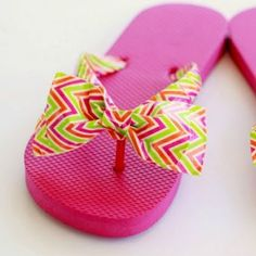 Zipped-up Flip-flops- fun for last meeting of 2013-14?