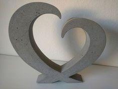 Concrete Casting-very Decorative-tea cm Cement Art, Concrete Crafts, Concrete Art, Concrete Projects, Wood Crafts, Decorative Concrete, Concrete Casting, Concrete Molds, Beton Design