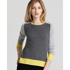 48afdade687 24 Best Colorblock Sweater Variations images