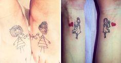 ¡Amigas por siempre!¿Existe algo más hermoso que la amistad? No lo creo, y puedes celebrarlo con estos 13 hermosos tatuajes.¡No sabrás con cuál quedarte!#13 Siempre tendrás mi mano para ayudarte#12 Porque el amor va más allá de una pareja#11 La incondicionalidad será infinita#10 A pesar de nuestras diferencia