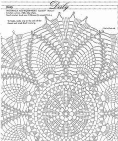 Hooked on crochet: doilies