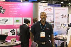 Sensors Expo 2014 with ZMDI