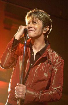 David Bowie 2000s