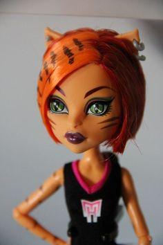 Monster High Toralei Fearleading Doll