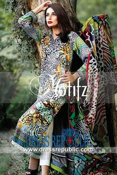 Motifz Embroided Eid Lawn Collection 2014  Women Lawn Suits Summer and Eid Collections 2014 in Retail and Wholesale. We Deal in Complete Sets at Discounted Wholesale Prices. by www.dressrepublic.com