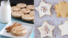 Got some holiday baking to do? Grab these 5 easy sugar cookie recipes!