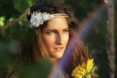 Gorgeous head jewelry by http://www.avigailadam.com/