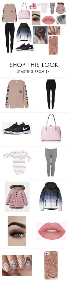 """""""Mommy&Me Class"""" by photogrpahyphreak on Polyvore featuring Victoria's Secret, NIKE, Kate Spade, Ebbe, ALEA, Gap and Case-Mate"""