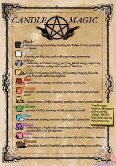 Using candle colors can affect what type of magic you are going for, fire is the element of fast acting change and transformation. So candle magic is a strong magic to use on a daily basis WITCHY. Witchcraft Spell Books, Wiccan Spell Book, Green Witchcraft, Wiccan Witch, Magick Spells, Witch Spell, Candle Spells, Candle Magic, Types Of Witchcraft