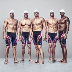 Men's USA Swim Team will be wearing these suits in Rio!  (via @speedousa) #RoadToRio