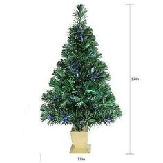Fiber Optic Small Christmas Tree Green Color Changing Lights continuously changes color when plugged in. Position this twinkling tree in your den or living room to contribute to a fun and. Changing Table Top, Pre Lit Christmas Tree, Color Changing Lights, Holiday Time, Fiber Optic, Light Table, Poinsettia, Twinkle Twinkle, Green Colors