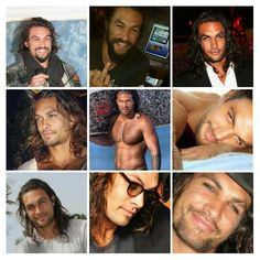 Oh my God what a beautiful man - physically and spiritually. Jason Momoa Gif, Jason Momoa Aquaman, Gorgeous Men, Beautiful People, Belly Pooch, Raining Men, Baby Daddy, Celebs, Celebrities