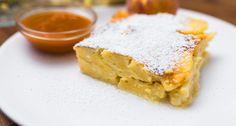 Stíriai metélt recept   APRÓSÉF.HU - receptek képekkel Hungarian Recipes, Strudel, Apple Pie, Cornbread, Cheesecake, Sweets, Dinner, Baking, Breakfast