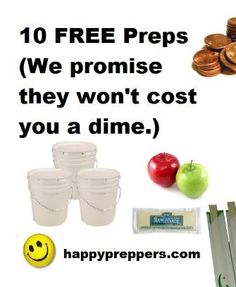 Free preps