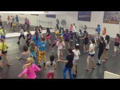 ▶ Melbas Intermediate Hip Hop Christmas Dance Vipers - YouTube