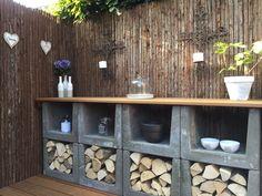 Westwood | Boomschorsmat | 150 x 300 cm Budget Patio, Outdoor Kitchen Design, Back Gardens, Garden Design, Garden Art, Outdoor Decor, Modern, Home Decor, Instagram