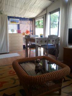 Resale Caravan For Sale On Camping Benisol Caravan Park Benidorm, Costa Blanca, Spain £5,990 | Benidorm Caravan Sales Awnings For Sale, Caravan Awnings, Caravans For Sale, Sales, Bassinet, Spain, Camping, Furniture, Home Decor