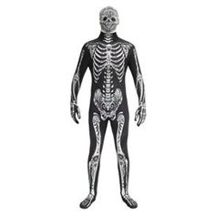 Morphsuits Mens Day of the Dead Morphsuit L #Halloween #Costume #Superhero