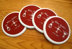 Wine lovers funny coasters by spreadblessings on Etsy, $12.00